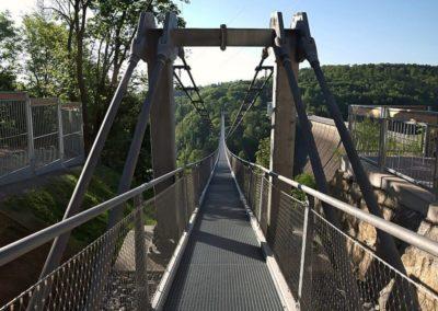 Hängebrücke TitanRT
